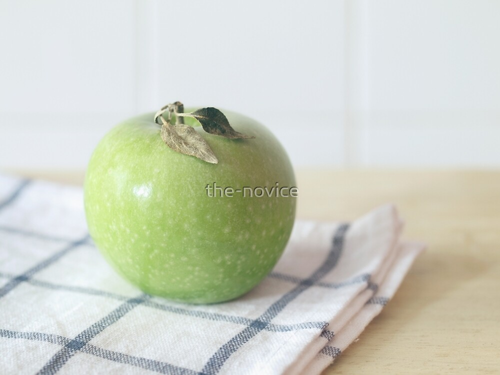 One Apple by the-novice