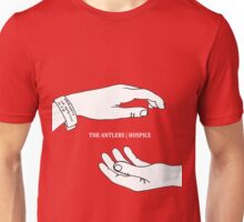 THE ANTLERS HOSPICE Unisex T-Shirt