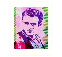 Jimmy Jimmy Art Print