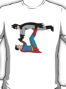 DC SUPER HEROES ( BATMAN VS SUPERMAN)	 T-Shirt