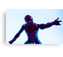 Spiderman: Peter Parker Canvas Print