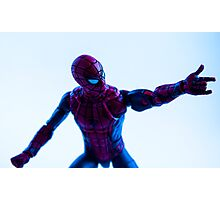 Spiderman: Peter Parker Photographic Print