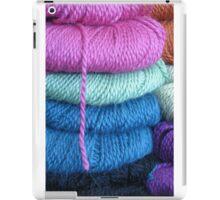 yarn shop iPad Case/Skin