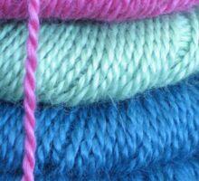 yarn shop Sticker