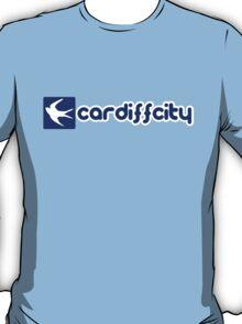 Cardiff City Twitter T-Shirt