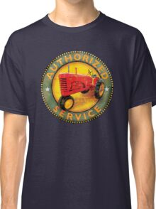 Massey Harris vintage tractors Classic T-Shirt
