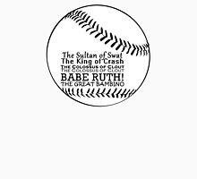 Babe Ruth and his nicknames Men's Baseball ¾ T-Shirt