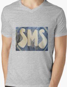 Save Me Superhero! Title Mens V-Neck T-Shirt