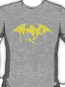 Gotham City (Batman) (Yellow) T-Shirt