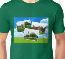 London Temple Montage Unisex T-Shirt