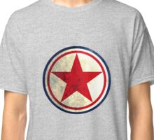North Korean Army Seal - Red Star logo Classic T-Shirt