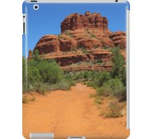 Path to Bell Rock, Arizona iPad Case/Skin