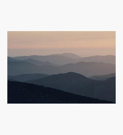 Caliente ridge Photographic Print