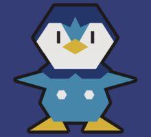 Pokévector: Piplup by Gefemon2
