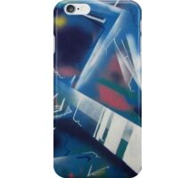 Entkopft - Abstract Painting iPhone Case/Skin
