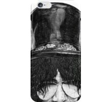 Slash Zoom Portrait iPhone Case/Skin