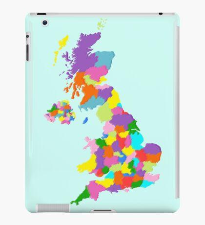 Politically United Kingdom iPad Case/Skin