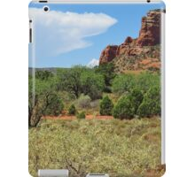 Clouds over Sedona iPad Case/Skin