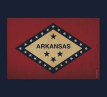 Arkansas State Flag VINTAGE by USAswagg