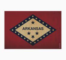 Arkansas State Flag VINTAGE Kids Clothes