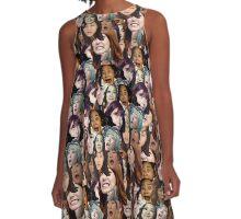 nation's girl group A-Line Dress