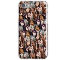 nation's girl group iPhone Case/Skin