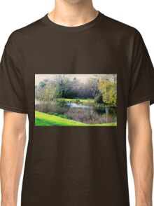 Meander in autumn in Deloraine Classic T-Shirt