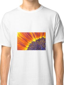 Sunflower Macro Classic T-Shirt