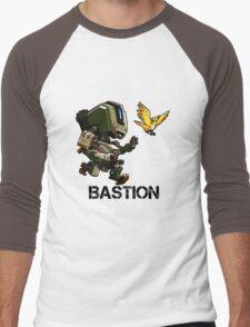 BASTION Cute Spray Merchandise Men's Baseball ¾ T-Shirt