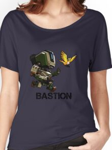 BASTION Cute Spray Merchandise Women's Relaxed Fit T-Shirt
