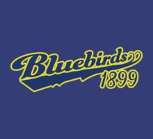 Bluebirds Baseball by nosnia
