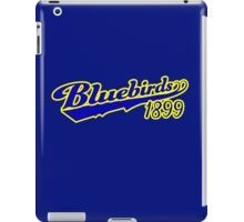 Bluebirds Baseball iPad Case/Skin
