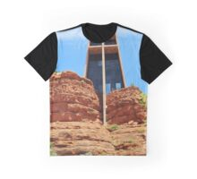 Cathedral Rock, Sedona Graphic T-Shirt