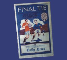 1927 Cup Final Program by nosnia