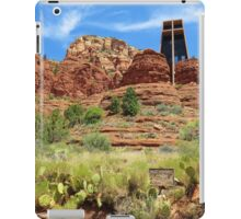 Cathedral Rock, Arizona iPad Case/Skin