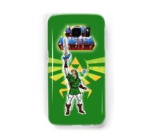 Link and the Master Sword Samsung Galaxy Case/Skin