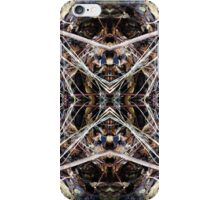 Nature Collage Mirrored Image iPhone Case/Skin