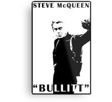 Steve McQueen Metal Print