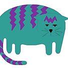 Cat, Cat, Cat by redqueenself