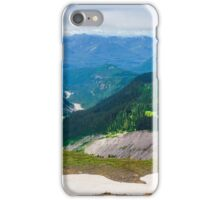 Niisqually Valley, Washington. iPhone Case/Skin