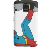 DC SUPER HEROES ( BATMAN VS SUPERMAN)	 Samsung Galaxy Case/Skin