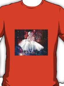 Marilyn Monroe in Space T-Shirt