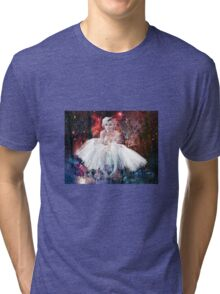 Marilyn Monroe in Space Tri-blend T-Shirt