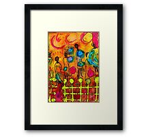 Women Framed Print