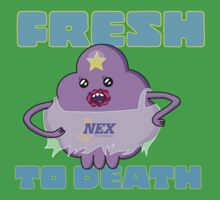 Fresh to Death (Navy Edition) by DarthOstrich