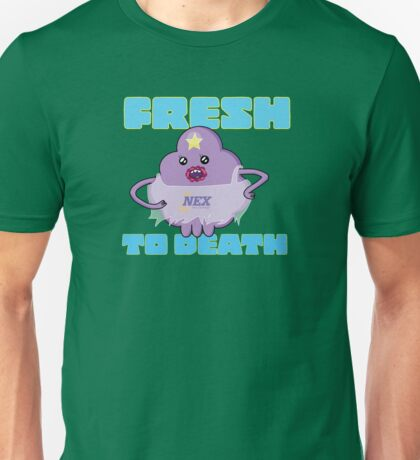 Fresh to Death (Navy Edition) Unisex T-Shirt