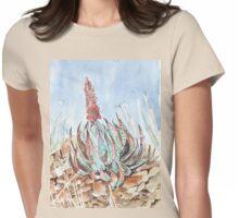Aloe peglerae  Womens Fitted T-Shirt