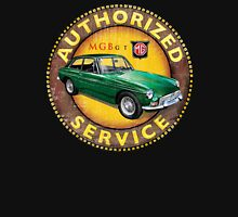 Mgb gt Authorized service sign Classic T-Shirt