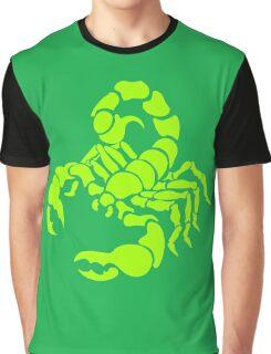 SCORPION-GREEN Graphic T-Shirt