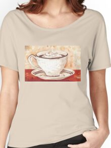 O Magic Cup Women's Relaxed Fit T-Shirt